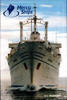 PICTURE POSTCARD- MERCY SHIPS-BRINGING HOPE & HEALING-M/V ANASTASIS BK18