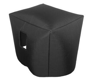 Bergantino HT310 Speaker Cabinet Cover - Water Resistant, Black, Tuki (berg012p)
