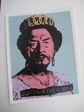 "V for Vendetta - 8.5"" X 11""  - God Save the Queen Poster Print   B2G1F"