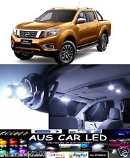 Nissan Navara Np300 2014-2016 Super Bright White LED Interior Light Kit