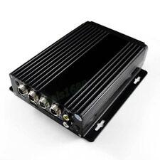 4 Channels 2SD Card MDVR Car DVR Vehicle CCTV Camera Digital Video Recorder GPS