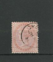 Großbritannien, England, Mi.Nr. 53 von 1880, gestempelt, mit Altsignatur