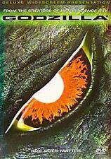 Godzilla (DVD, 2010) (COMES IN HARD PLASTIC CASE) R2 147/10