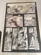 Lords of the Ultra-Realm Special #1  Page 5 Original Comic Art