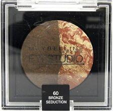 Maybelline Eyestudio Duo Baked Eyeshadow 60 Bronze Seduction