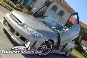 Honda Accord 4dr 98-02 Lambo Door Kit Vertical Doors