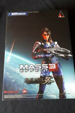 Mass Effect 3 ASHLEY WILLIAMS Square Enix PLAY ARTS Kai