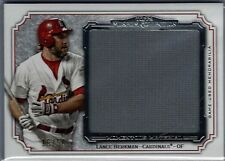 2012 Topps Museum # MMJR-LB Lance Berkman GU Patch SER 16/50 NM/MT Look!
