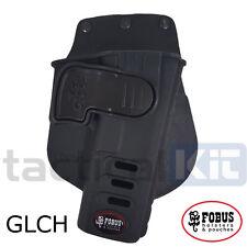 Genuine Fobus Glock 17/19 GLCH Retention Paddle Holster UK Seller Left Handed