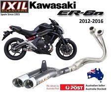 Kawasaki ER6 N 2012-2013-2014-2015-2016 IXIL L3X BLACK Full system exhaust