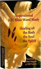 VOC-52 Healing Verses on Audio CD and DVD Video KJV