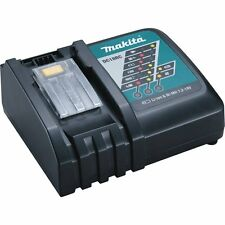 MAKITA 18V LITHIUM ION CORDLESS BATTERY FAST CHARGER DC18RA DC18RC 110 volt