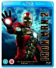 Iron Man 2 [Blu-ray] [Region Free] [DVD][Region 2]