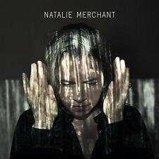 NATALIE MERCHANT Self Titled CD NEW DIGIPAK
