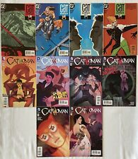 Catwoman Lot (2002) 9 10 17 18 (2011) 41 42 43 44 45 46 New 52 Fine Condition
