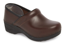 Dansko XP 2.0 Marrón Impermeable Pull Up Zueco Mujer Tallas 36-42/6-12Nuevo