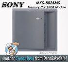 Sony MKS-8025MS Memory Card / USB Module - B-Stock w/ 90 Day Mfg Warranty