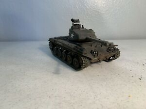 Professional Built United States American M41 Walker Bulldog Tank Model Finished