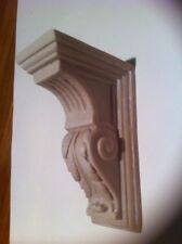 French Provincial Furniture Architectural Corbel Joinery Cabinet Restoration