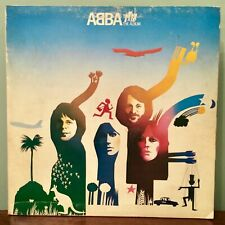 Abba - The Album LP - Good Condition