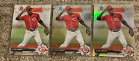 2017 BOWMAN, BOWMAN CHROME, REFRACTOR JETER DOWNS Lot Of 3 Read