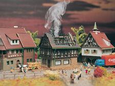 Vollmer Z 49538 Brennendes Haus Bausatz +Neu++