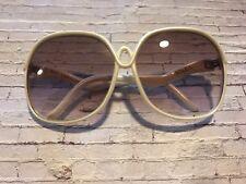 RARE 1970s vintage oversized Gu Laroche Soleil sunglasses