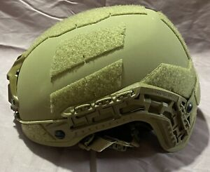 Galvion Revision Military Caiman Ballistic Helmet Large