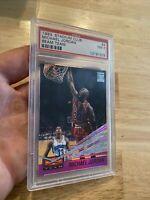 Michael Jordan Beam Team PSA 7 Stadium Club 1993 LAST DANCE Chicago Bulls INVEST