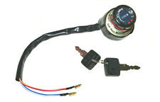 Motorcycle ignition switch, universal trail/enduro, etc - 2 wires
