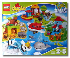 """LEGO® DUPLO® 10805 """"Einmal um die Welt"""" Arround the World Tiere NEU/OVP!"""