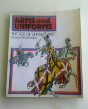 Arms + uniforms age of chivalry part 1 Liliane Fred FUNCKEN helmets weapons