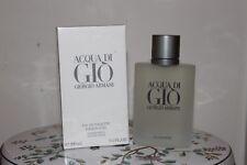 Giorgio Armani Acqua Di Gio 3.4oz EDT Men Cologne NEW in Sealed Retail Box