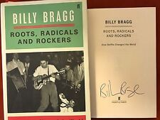 SIGNED BILLY BRAGG Roots,Radicals and Rockers:How Skiffle Changed the World 1st