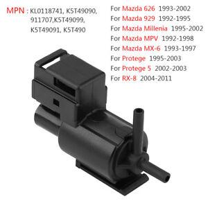 EGR Solenoid Valve Vacuum For Mazda RX-8 MX 5 MX 6 MPV Protege 626 929 K5T49090