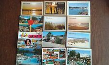 lote de 12 postales de Mallorca de los años 80