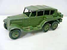 Dinky Toy  No 152b Military Army Reconnaissance Car  - made in England
