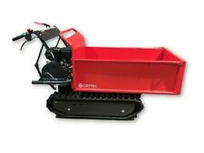 TD50U 500Kg Tipping Tracked Mini Dumper Utility Power Barrow Mainland Delivery