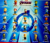 2019 McDonald's Happy Meal Toys Avengers! Pick Your Favorites!