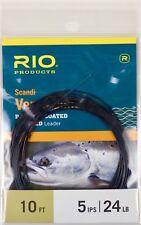 Rio Scandi VersiLeader 10' 5 IPS 24 LB FREE SHIPPING 6-24126