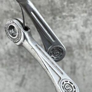 Simplex Shift Levers Vintage Down Tube Braze On Shifter Friction Prestige France