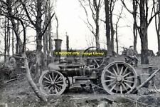 rp13711 - Steam Traction Engine - photograph