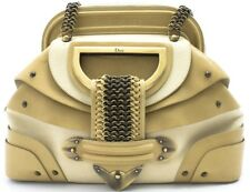 CHRISTIAN DIOR Jeanne d'Arc Handtasche Bag Tasche Rare Beige SPECIAL MODEL