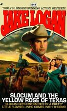 Slocum and the Yellow Rose of Texas (Slocum Series