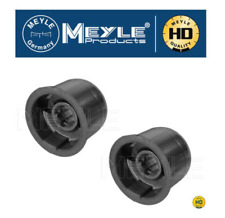 2x Meyle 1006100027/HD Suspension Control Arm Wishbone Bushing Mounts Pair