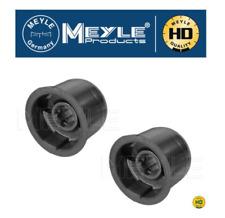 2x Meyle 1006100027/HD Suspension Control Arm Wishbone Bushing Mounts Pair