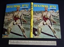 More details for kung fu tv annual. 1975 warner brothers inc - brown watson uk. david carradine