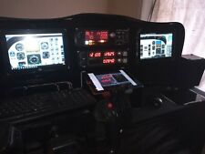 flight simulator by bk cockpits desktop dashboard v 4