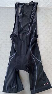 Bellwether Cycling Padded Bib Bicycle Shorts, Mens Large