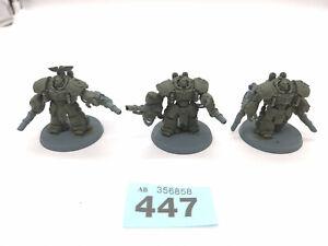 Warhammer 40k Space Marines Centurion Devastator Squad 447